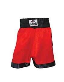 Dae Do Pantalone Boxe Inglese Rosso